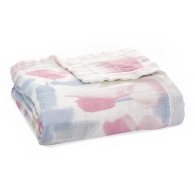 Aden + Anais Kuscheldecke Silky Soft Dream Blanket - Florentine - painterly