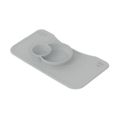 STOKKE Tripp Trapp Silikon-Tischset für Steps Tablett, Grey