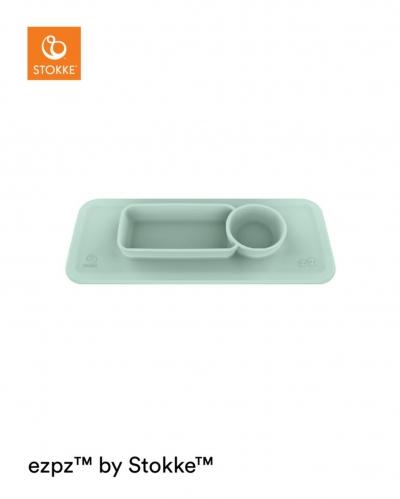 STOKKE Tripp Trapp Silikon-Tischset für Clikk Tablett, Mint