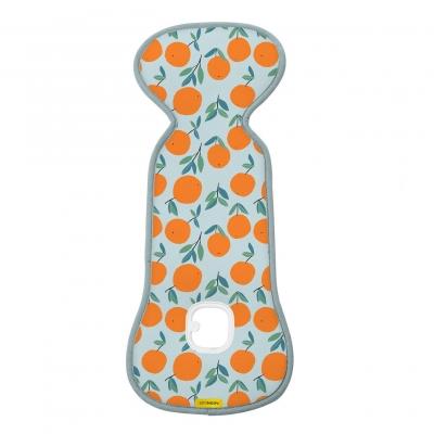 AeroMoov Air Layer, Sommer-Sitzeinlage für Kindersitz Gr. 0+, Oranges