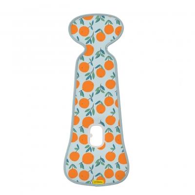 AeroMoov Air Layer Sommer-Sitzeinlage für Kindersitze G. 1, Oranges