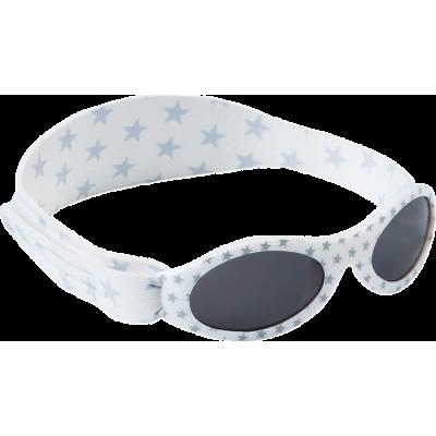 Banz Baby Sonnenbrillen Dooky Silver Stars, 0-2 Jahre