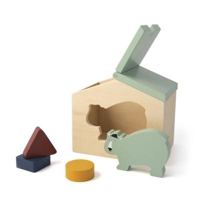 Trixie Baby Sortierbox, Eisbär