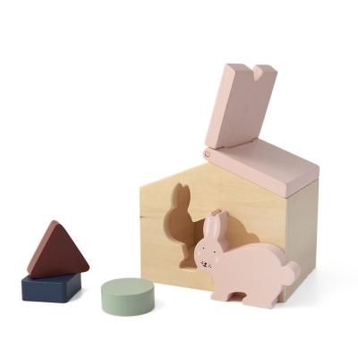 Trixie Baby Sortierbox, Mrs. Rabbit