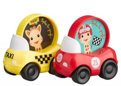 Sophie La Girafe Spielauto-Set