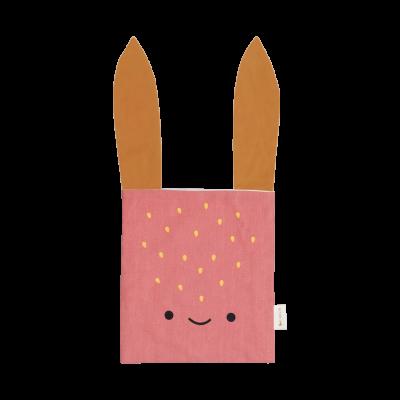 Fabelab Snacktasche, Erdbeere