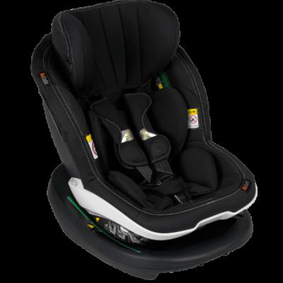 BeSafe iZi Modular A X1 i-Size Reboard Autositz, Premium Car Interior Black
