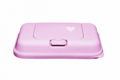 FunkyBox To Go, Pink Heart