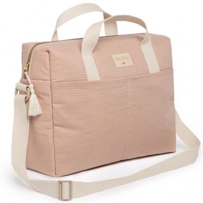 Nobodinoz Kinderwagentasche Gala, Misty Pink