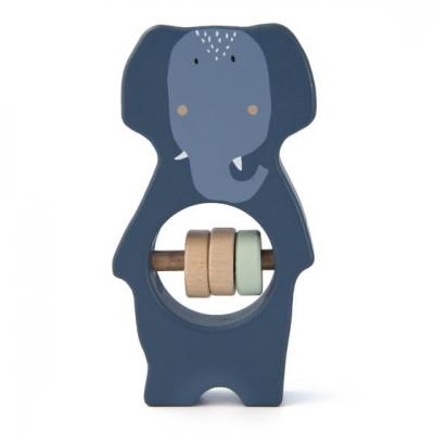 Trixie grosse Holzrassel, Mrs. Elephant