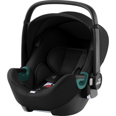 Britax Römer Baby-Safe iSense Babyschale, Space Black