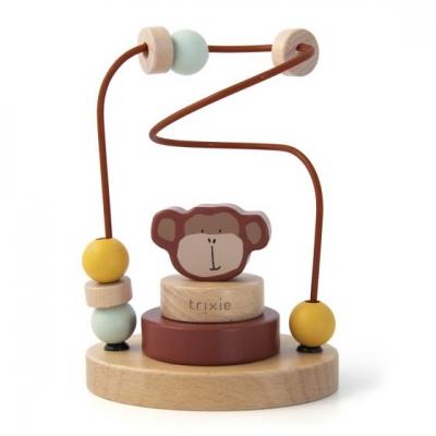 Trixie Baby Motorikschleife, Mr. Monkey