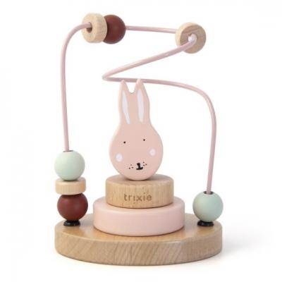 Trixie Baby Motorikschleife, Mrs. Rabbit
