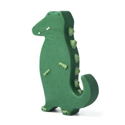 Trixie Baby Greifling aus Naturkautschuk, Mr. Crocodile