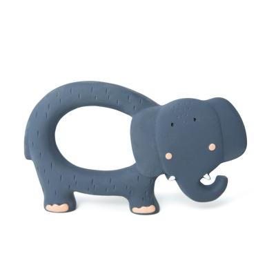 Trixie Baby Greifling aus Naturkautschuk, klein - Mrs. Elephant