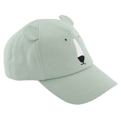 Trixie Kinder Cap Mr. Polar Bear, 3-4 Jahre