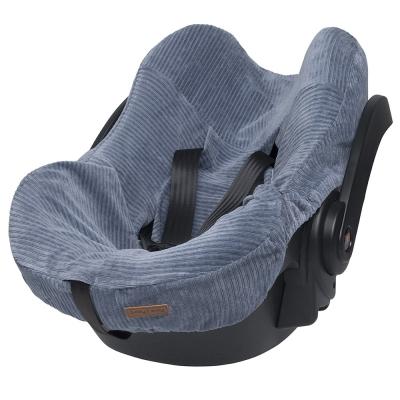 Babys Only Bezug für Babyschale, Sense Vintage Blue