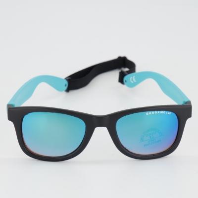 Geggamoja Sonnenbrille 2-6 Jahre, Schwarz