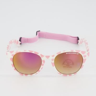 Geggamoja Sonnenbrille 2-6 Jahre, Herzen