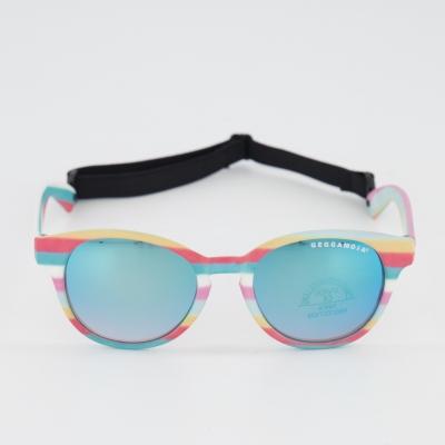 Geggamoja Sonnenbrille 2-6 Jahre, Stripe Mix