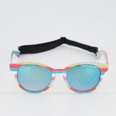 Geggamoja Sonnenbrille 0-1 Jahre, Stripe Mix