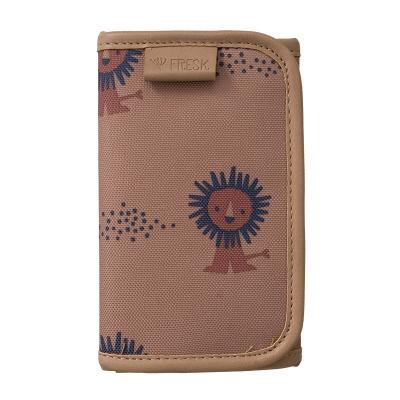 Fresk Brieftasche, Löwe