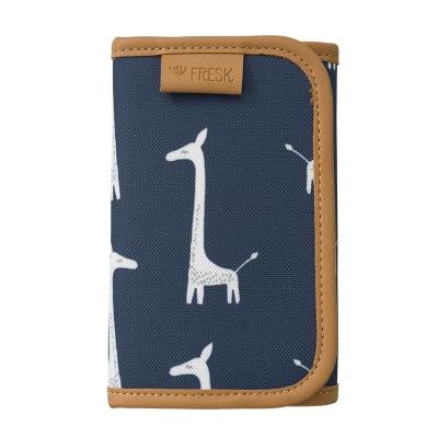 Fresk Brieftasche, Giraffe