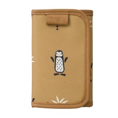 Fresk Brieftasche, Pinguin