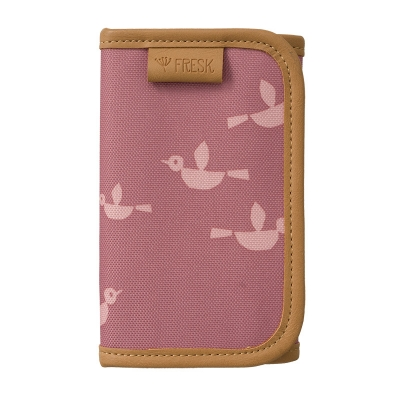 Fresk Brieftasche, Vögel
