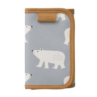 Fresk Brieftasche, Eisbär