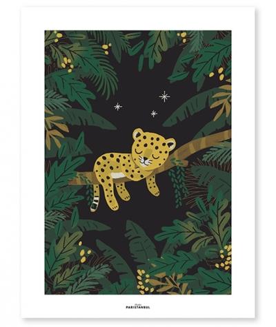 Lilipinso Poster, kleiner Gepard