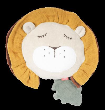 Kikadu runde Spieluhr Löwe