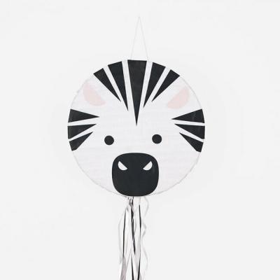 My Little Day Piñata, Zebra