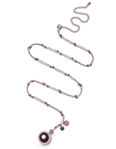 Proud MaMa Bola-Kugel Fine Collection, Rosé-Moss Agat