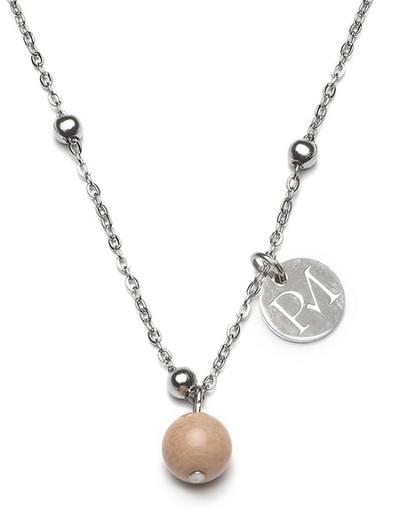 Proud MaMa MAM Collection Halskette - Mondstein