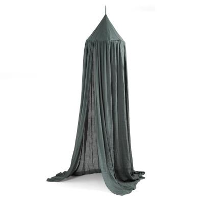 Sebra Baldachin Canopy, Midnight Green