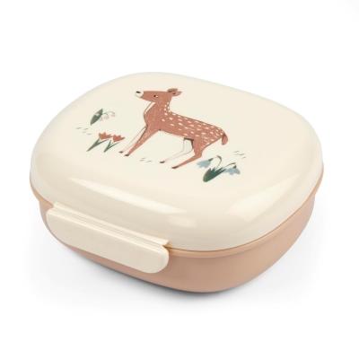 Sebra Lunch Box, Nightfall, Dreamy Rose