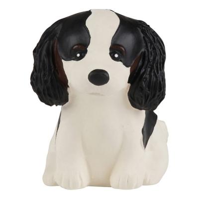 HEVEA Greifling aus Naturkautschuk, Hund Cavalier King Charles