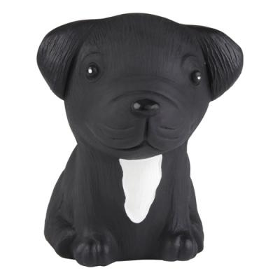 HEVEA Greifling aus Naturkautschuk, Hund Französische Bulldogge