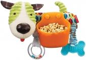 Kinderwagenspielzeug Puppy Snack & Play von Skip Hop