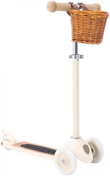 Banwood Scooter, Cream