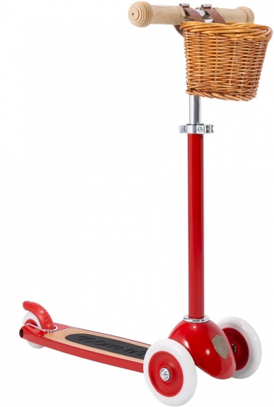 Banwood Scooter, Red