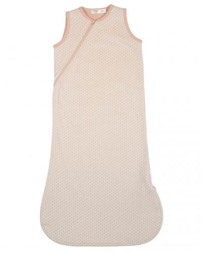 Snoozebaby Schlafsack aus Bio-Baumwolle, Milky Rust (3-9 Monate)