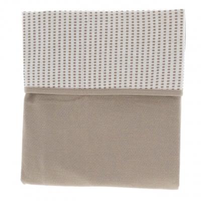 Snoozebaby Ultra-Soft Decke 75 x 100 cm, Warm Brown