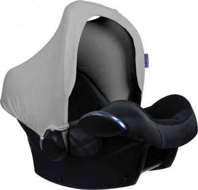 Dooky Hoody mit UV-Schutz, Grau