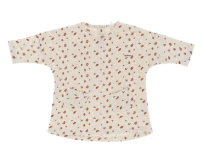Riffle Amsterdam Kleid, Ava mesh knit white