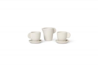 Ferm Living Miniatur Tee Set - Keramik
