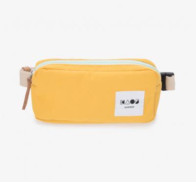 KAOS Gürteltasche, Mini-Hipster Kinder, Yellow