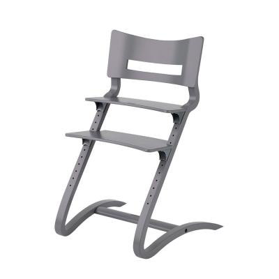 Leander Classic Hochstuhl (ohne Sicherheitsbügel), Grau