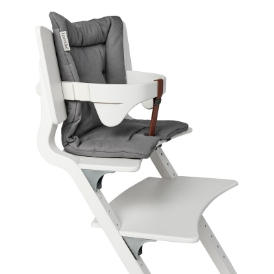 Leander Sitzkissen für Classic Hochstuhl, Cool Grey